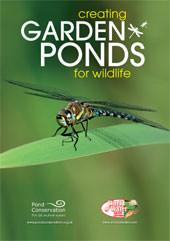 Creating Garden Ponds for Wildlife